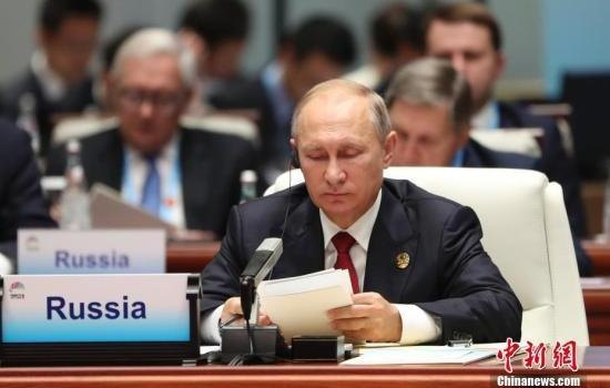 俄罗斯总统普京:俄罗斯土耳其关系几乎全面恢复