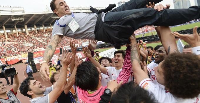 权健今年为啥这么猛 3关键字:卡帅,李玮锋,团结