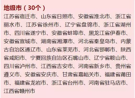 快讯!莆田、龙岩、石狮、武平、晋江、沙县获评全国文明城市!