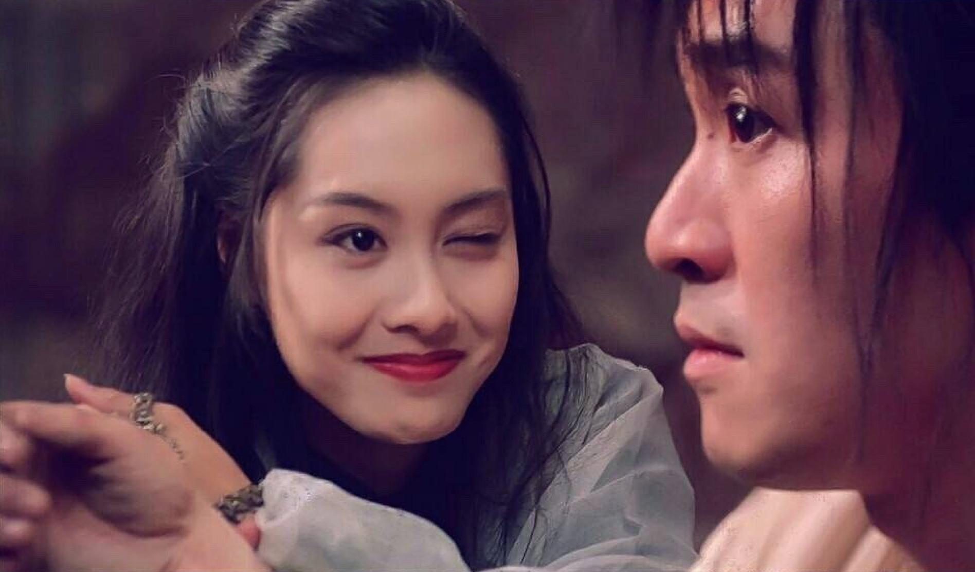 紫霞仙子朱茵虽嫁给黄贯中 但她二十年的生活依然没离开周星驰