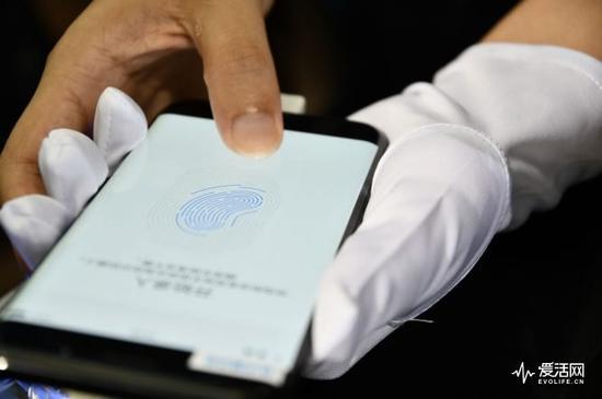 iPhone X没用屏下指纹识别 三星S9好像赶不上了
