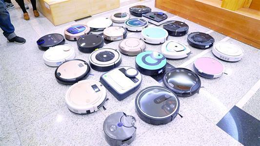 扫地机功能如何?松下海尔等硬地板除尘力低于50%