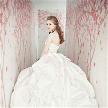 适合胖新娘穿的婚纱介绍 新娘婚纱怎么选合适