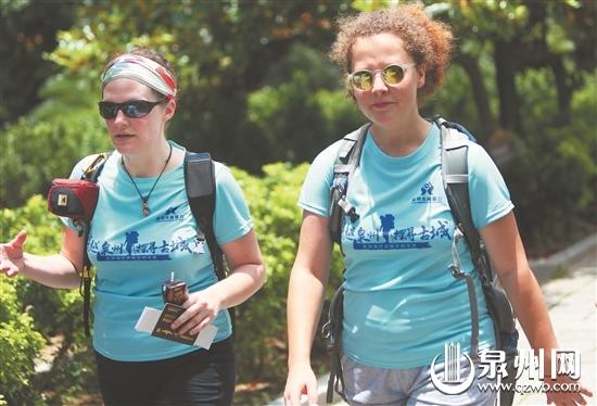 第二届泉州海丝古城徒步穿越将于12月16日举行
