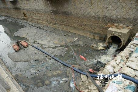 台江内河沿河小餐饮店拟再装180个隔油池
