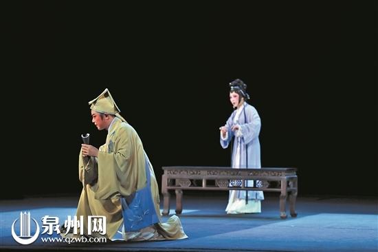展示泉州文化自信 梨园戏再进北大舞台