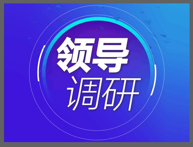龙岩市安委办主任、安监局局长钟永生一行到武平县调研安全生产工作