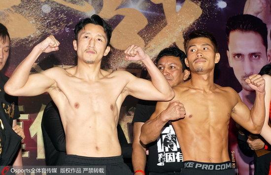 击败邹市明的日本拳王卖苦力维生 想来中国一战