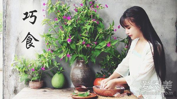 李子柒是谁为什么突然火了 绵阳美食博主李子柒微博高清私照曝光