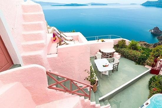 5个粉色控蜜月景点 带给你甜蜜温暖的感觉