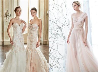 2018婚纱流行趋势介绍 明年流行的婚纱款式