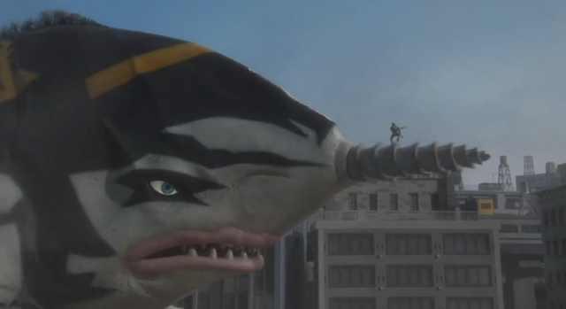 捷德奥特曼第21集预告 赛罗奥特曼应该感到害怕了吧