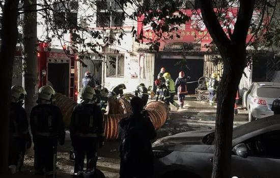 北京大兴火灾19名遇难者身份确认 查获涉案人员18人