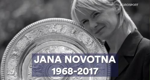 前温网冠军诺沃特娜辞世 WTA球员哀悼,科娃金夫人均发推缅怀