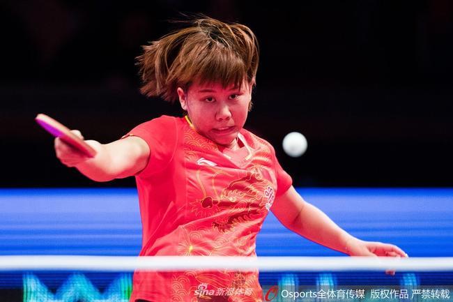 女乒超新星陈幸同收获巡回赛第2冠 击败丁宁她靠这绝招