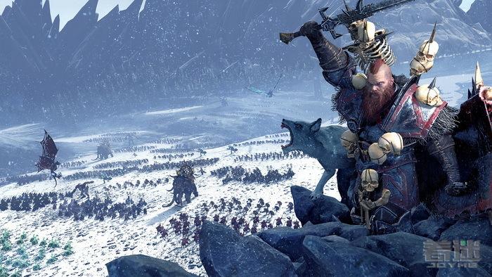 《全面战争:战锤2》复仇更新计划公开 增加新技能树