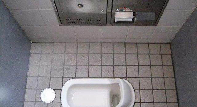 日公立高中厕所改造引争议 坐式比蹲式有优势?