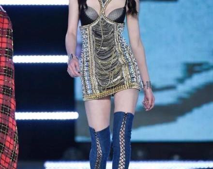福布斯全球模特收入排行榜出炉,刘雯排第八,连续五年上榜