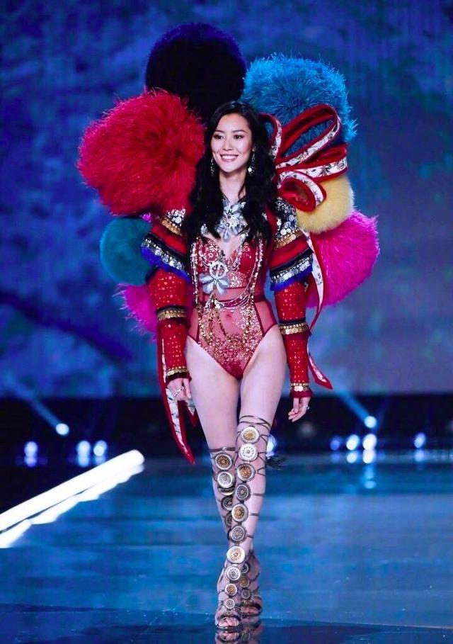 福布斯2017全球模特收入排行榜出炉,亚洲只有一位中国超模入榜