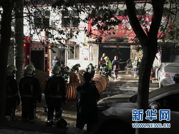 北京大兴11·18火灾遇难者死因确定:一氧化碳中毒