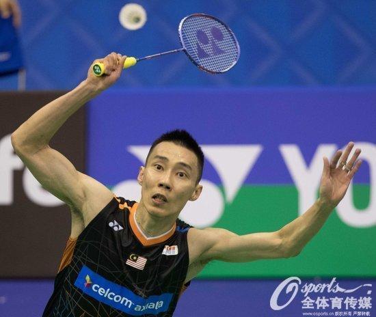 香港公开赛国羽3将进男单8强 林李对决有望上演