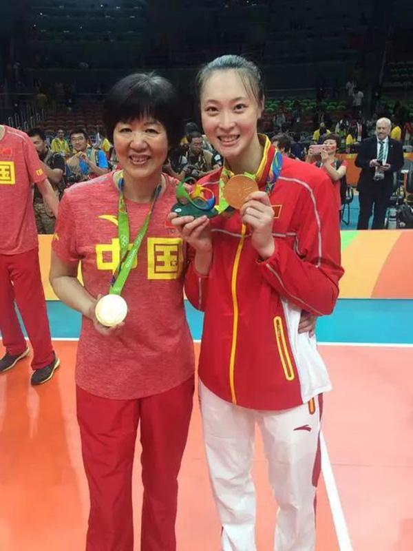 惠若琪要退役!两次手术 她把心脏献给了中国女排