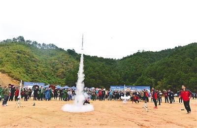 福建省青少年航空模型锦标赛在延平举行
