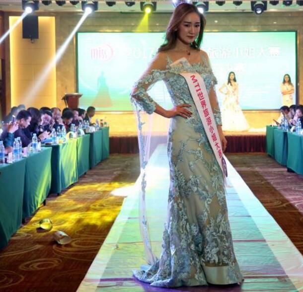 青海省25名佳丽角逐世界旅游小姐青海赛区冠军