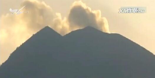 巴厘岛火山喷发预警提升 厦门多家旅行社暂停向巴厘岛发团