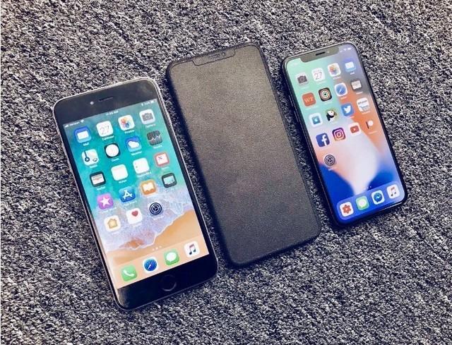 """iPhone X Plus""""现身"""" 6.5英寸机身却与8P相当"""