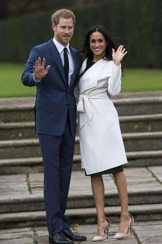 哈里王子未婚妻退出律政剧 专心融入皇室生活