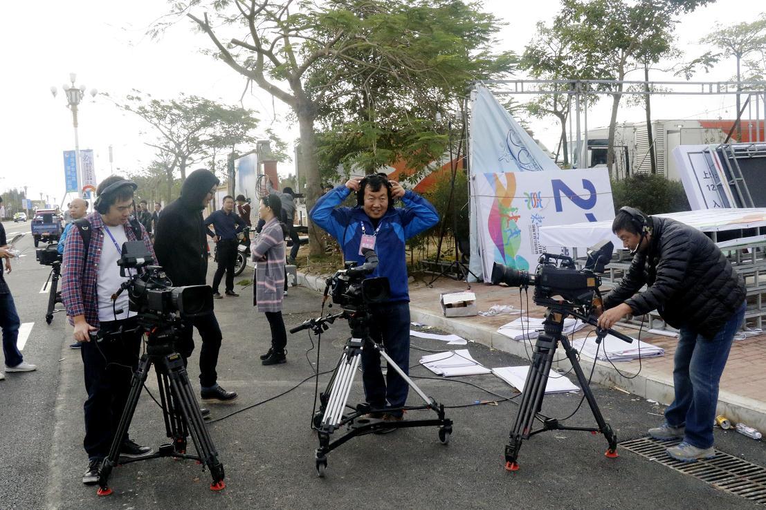 ca88亚洲城手机版下载_漳州东山岛国际半程马拉松赛准备工作已基本就绪