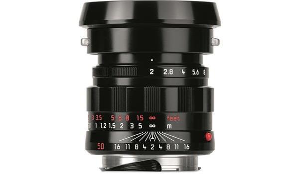 徕卡发布限量版APO-Summicron-M 50mm F2.0 ASPH镜头