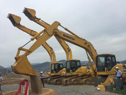 福建379个重大项目集中开工 产业重大项目多