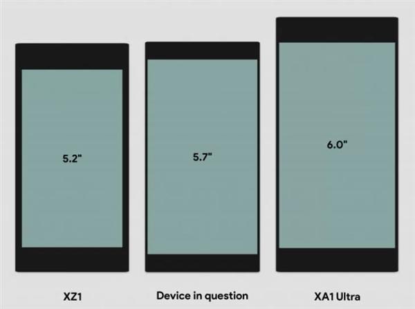 索尼新机H8541泄露:窄边框!超高屏占比设计
