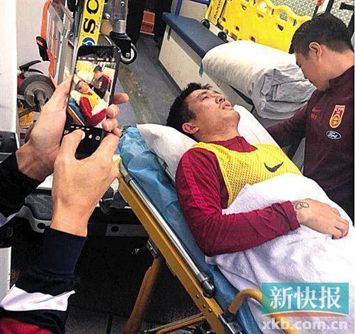 姜至鹏受伤恐取消转会留富力 主帅期待队长留队