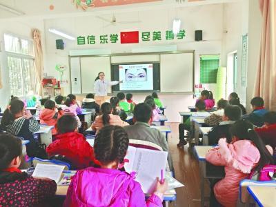武汉预防学生近视出新招:高中每节课少上5分钟