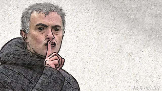 四次任意球,别说穆里尼奥不是大师,他在曼联努力有谁知道