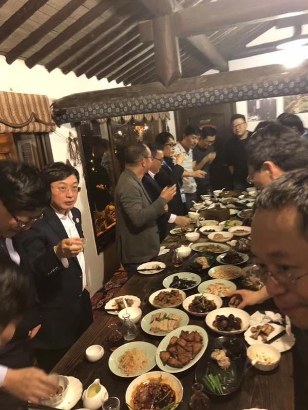 马云回应乌镇饭局:没人邀请我 邀请我去也不一定有时间