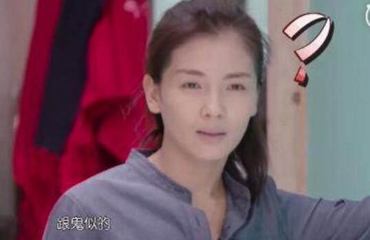 刘涛遭吐槽像鬼 化淡妆面色苍白似女鬼遭老公吐槽