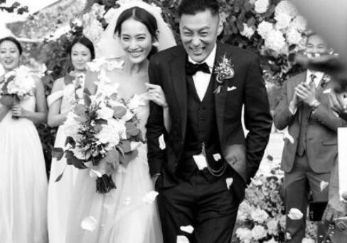余文乐刚刚迎娶富二代女友王棠云,婚礼誓言感人至深催人泪下