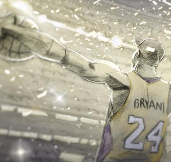 科比退役短片《亲爱的篮球》提名奥斯卡!科比退役后的重要里程碑