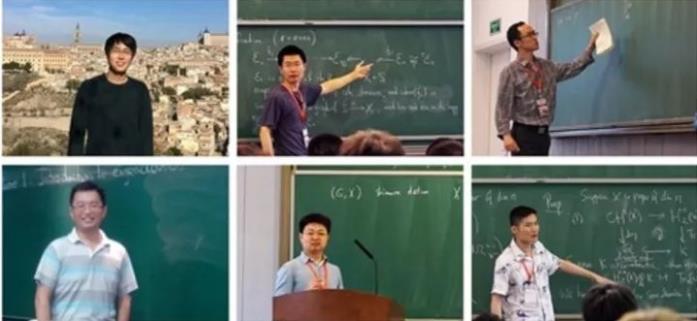 北大数学黄金一代亮相科学界奥斯卡强到无法理解
