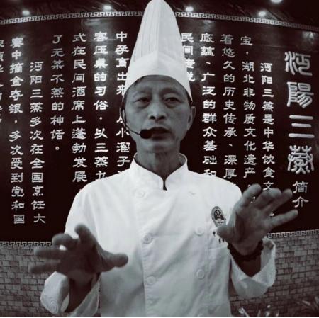 沔阳三蒸王李和鸣:蒸,600年间最美的事情