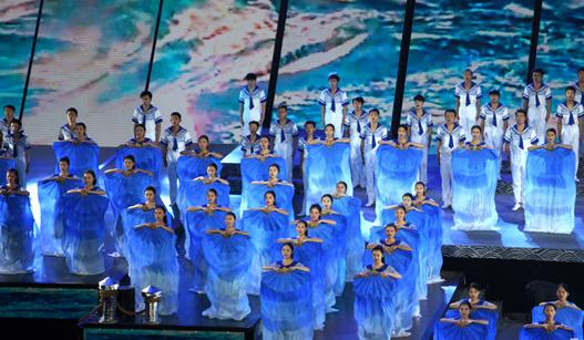 第三届海上丝绸之路国际艺术节10日泉州开幕