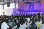 印度、伊朗木偶剧团走进泉州校园 特色表演引惊叹