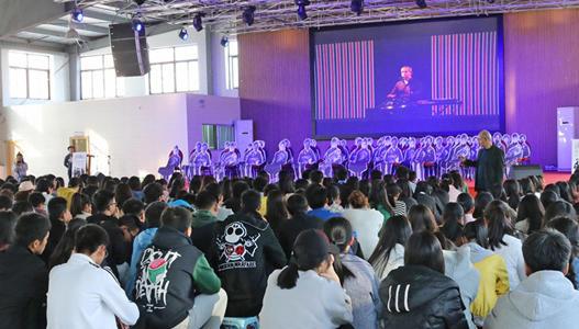 ca88亚洲城手机版下载_印度、伊朗木偶剧团走进泉州校园 特色表演引惊叹