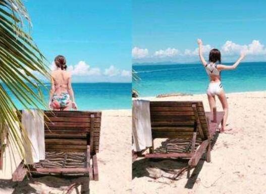 电竞女神小苍晒两张泳装尺度照 网友:扎心 很难想象是个33岁的人