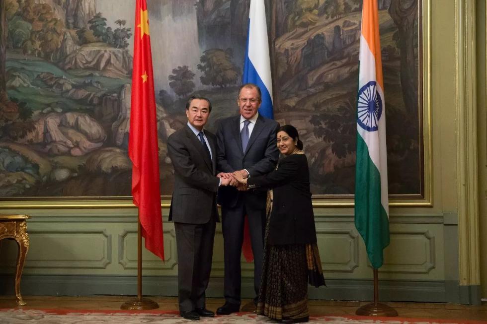 洞朗和无人机事件后,中国和印度外长见面意义有多重大