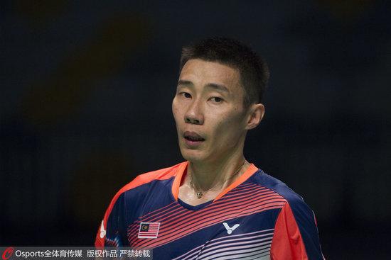 羽联总决赛石宇奇李宗伟开门红 国羽男双1胜1负